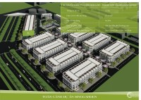 DUY NHÂT chỉ 15tr/m2 dự án KĐT Sing Garden - KCN Visip Bắc Ninh,