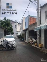 Bán nhà trệt 2 mặt tiền hẻm 2 Nguyễn Việt Hồng, Ninh Kiều - 3.5 tỷ