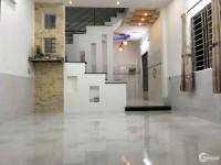 Bán nhà phố mới hoàn thiện  3 lầu 4PN  4x16m Trương Đình Hội P16 Q8