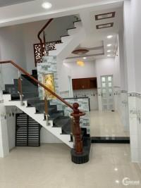 Nhà mặt phố mới hoàn thiện 4x15m 3 lầu 4.3 tỷ đường Phú Định P16 Q8