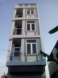 Bán nhà hẻm 10m gần chợ Phạm Văn Hai , P2, TB. 4x14m; 4 tầng, giá chỉ 9,8 tỷ