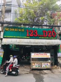 Bán nhà mặt tiền 129 Bành Văn Trân Q.Tân Bình, DT: 599m2, Giá: 79 tỷ