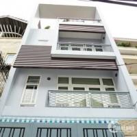 Bán gấp nhà hẻm 8m Bành Văn Trân, P7, Tân Bình , 4x15m, 4 tầng, Giá 9 tỷ8 .
