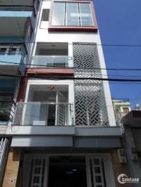 Bán nhà MT Nguyễn Thanh Tuyền, P2, Tân Bình, 4x14m; 5 tầng, Giá đầu tư 10 tỷ5.