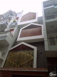 Bán nhà khu Vip  Bờ Bao Tấn Thắng P.Sơn Kỳ  Q.Tân Phú DT 4x15m  Đúc 4 Tấm
