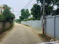 Bán đất tại Đường Liên Xã, Xã Phú Mãn, Quốc Oai, Hà Nội diện tích 155m2 giá 90