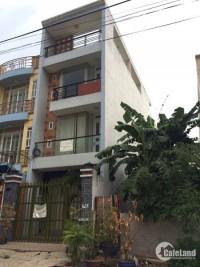 Bán nhà 1 trệt 2 lầu gần chợ ,trường học