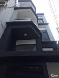 Nhà đẹp hẻm xe hơi Nguyễn Thượng Hiền, P5, Bình Thạnh, nhà 5 tầng mới 6.4 tỷ