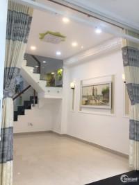 Cần bán gấp nhà mới 2 mặt hẻm 3m Hoàng Hoa Thám, Bình Thạnh, nhà 2 tầng 3.98 tỷ
