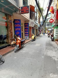 Bán nhà Trần Duy Hưng 60m2, lô góc, ô tô tránh, kinh doanh vp, 9 tỷ.