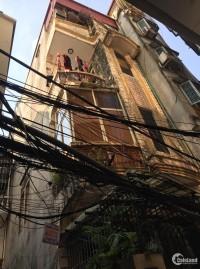 Bán nhà Xã Đàn, DT 48m2x4T, MT 3.8m, giá 3.9 Tỷ