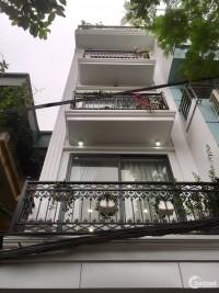 Bán nhà Yên Lạc, HBT, Phân lô, ô tô tránh nhau, nhà 5 tầng, giá 12.9 tỷ