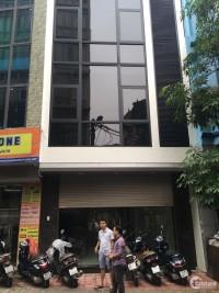 Bán nhà hot 6 tầng 2 mặt phố Kim Đồng – Giáp Bát, 2 oto vào nhà, KD rất tốt