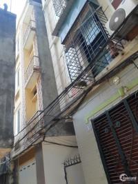 Bán nhà 5 tầng 2 mặt thoáng Hoàng Mai