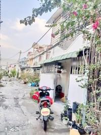 Bán nhà 1 lầu hẻm 6m Đặng Nhữ Lâm Nhà Bè (kho C).