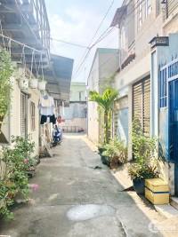 Bán gấp nhà 1 lầu hẻm 118 Bùi Văn Ba quận 7.