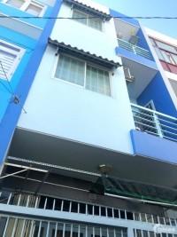 Bán nhà 2 lầu đúc hẻm 585 Huỳnh Tấn Phát Quận 7