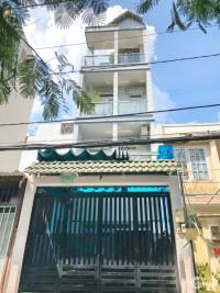 Nhà mặt tiền 3 lầu Đường số 45, P. Tân Quy, Quận 7.