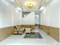 Nhà phố mới hoàn thiện mặt tiền hẻm xe hơi 98 Bùi Văn Ba, P. TTĐ, Q7
