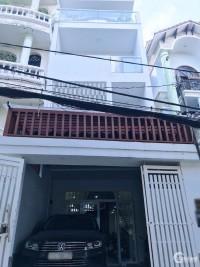 Bán nhà phồ 3 lầu hẻm 8m 793 Trần Xuân Soạn (khu Kiều Đàm) Quận 7