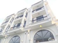 Bán nhà 2 lầu sân thượng mới đường 8m Hoàng Quốc Việt quận 7.