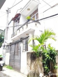 Bán nhà 1 lầu hẻm 1283 Huỳnh Tấn Phát quận 7 (nở hậu).