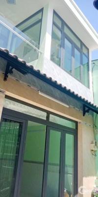 Bán nhà mới 1 lầu hẻm 1247 Huỳnh Tấn Phát phường Phú Thuận Quận 7