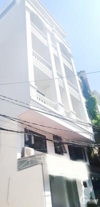 Bán căn hộ dịch vụ mặt tiền đường phường Tân Quy quận 7.