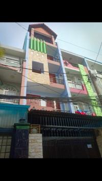Bán gấp nhà hẻm 10m Phan Huy Ích, Tân Bình, 4x19m, 5tầng  giá chỉ 6.5 tỷ