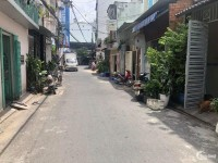 Bán nhà hẻm 6m thông Đỗ Thừa Luông   Q.Tân Phú  DT  4x24m  đúc 1 lầu Gía 5.5 tỷ