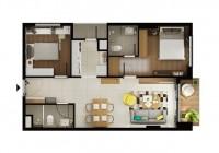 Cho thuê căn hộ Rivera Park Thành Thái Quận 10