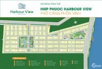 Bán đất nền sổ đỏ xây dựng tự do dự án Hiệp Phước Harbour View