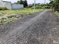 Đất thổ cư 126m2 sổ hồng, mặt tiền đường quốc lộ, Đức Hoà Long An