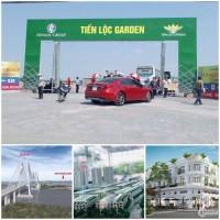 Tiến Lộc Garden, gần sân bay Long Thành, ngay khu dân cư hiện hữu