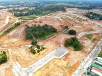 Bán nhanh lô biệt thự giá rẻ nhất dự án KDC Sơn Tịnh (Pearl City)
