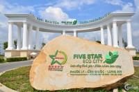 Bán đất dự án five star eco city - đất five eco city  giá rẻ chỉ 12tr/m2
