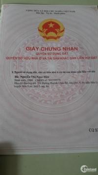 Đất Sổ Hồng Riêng Công Chứng Sang Tên Liền,120m2,MT KCN Tân Hương Gía 460 triệu