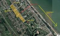 Đất nền đầu tư dự án Cửa Lò GOLF Resort 7tr/m2