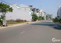 Bán đất KDC Tân Đô, Đức Hòa, Long An. Sổ riêng giá rẻ 8tr/m2.