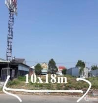 Chính chủ bán đất Mặt tiền đường đối diện BV Củ Chi, dt 10x18m, giá 1,8tỷ