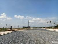 Chính chủ bán đất có sổ mặt tiền đường An Nhơn Tây Củ Chi, 550tr/nền