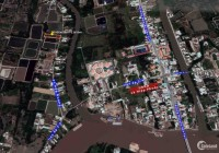 Gia đình cần bán 2000m2 đất đã lên thổ cư mặt tiền đường Bàu Le