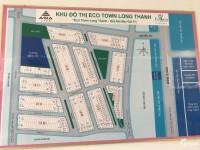 Bán Đất TT Long Thành - ECO TOWN Long Thành - KDC Cao Cấp Số 1 LT - Ck 300 tr.