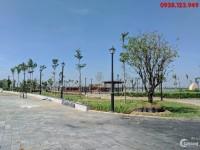 Bán lô góc biệt thự dự án King Bay Nhơn Trạch, view sông và công viên trung tâm