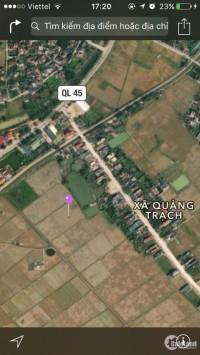 Bán đất giá rẻ ở Quảng Xương, Thanh Hóa
