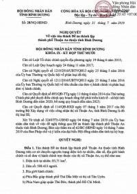 Đất nên sinh lợi cực cao (Thuận An Central)