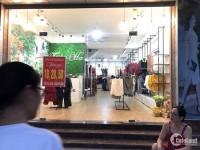 Cho thuê cửa hàng phố Tô Hiệu, Hà Đông, 90m2, vỉa hè rộng, 16 triệu.
