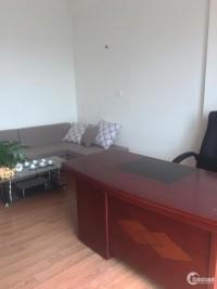 Cho thuê văn phòng 135m2 full đồ, tòa Hud3 đường Tô Hiệu, Hà Đông.