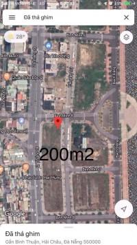Cho thuê mặt tiền Trần Văn Trứ song song đường 2/9. View sông Hàn LH 0905920910