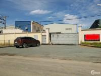Cho thuê nhà xưởng Đức Hòa, Long An, DT 2100m²